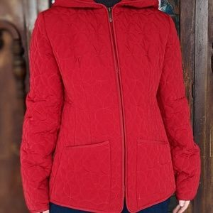 Quilted ESPRIT Outerwear Jacket